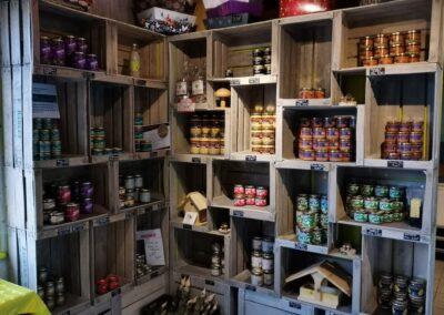 magasin champignonnière Cussangy