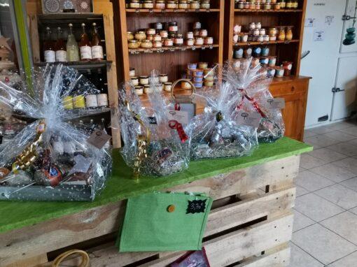 Produits à offrir champignonnière Cussangy